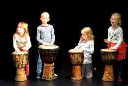 Family workshops - African tales